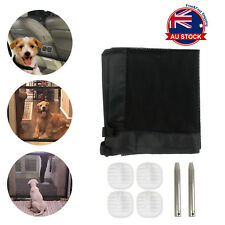Portable Folding Safety Magic Gate Guard Mesh Fence Net for Pets Dog Puppy Cat O