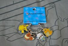 Pokemon Center	Dragonite Eevee Oshawott Pikachu	Pokedoll Key Ring 2013