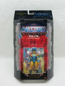 MOTU,Commemorative EVIL-LYN,MISB,sealed,Masters of the Universe,MOC,He-man