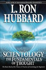 Scientology The Fundamentals of Thought - New - Free Shipping!