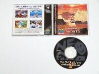 SNK Neo Geo CD Samurai Spirits Shodown Video Game In Hand