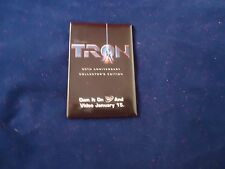 Tron 20th Anniversary Promotional Pin Button Pinback Badge