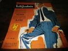BELLE JARDINIERE - BJ - Publicité de presse / Press advert !!! 1958 !!!
