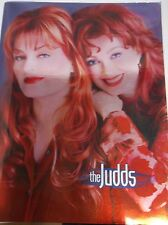 2000 The Judds Concert Tour Program Wynonna Naomi Judd Country Music