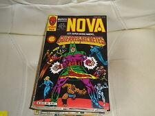 NOVA n° 90 de 1985 - SPIDER MAN - LES FANTASTIQUES - IRON MAN - comme neuf.