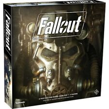 Fallout The Board Game - Fantasy Flight Games Restock Due 20th April