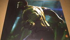 Mark Ruffalo The Incredible Hulk Avengers Signed 11x14 Photo COA Look Proof