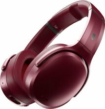 Skullcandy Crusher ANC Wireless Noise Canceling Over-the-Ear Headphones Red