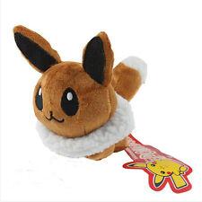 New Pokemon Cute Emulation Eevee Stuffed Animal Mini Plush Toy Doll Soft