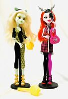 Monster High  Freaky Fusion Ghoul Doll Dolls Operetta & Frankie Stein