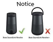 LTGEM EVA Case for Bose-SoundLink Revolve Bluetooth Speaker Bag with Mesh Pocket