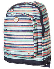 ROXY BACKPACK SCHOOL BAG NEW WOMENS GIRLS TAG BRAND HAVE A REST GYM 27L TRAVEL