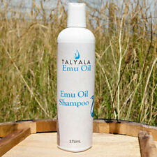 Talyala Natural Emu Oil Shampoo - dry, psoriasis, eczema, itchy scalp (375ml)