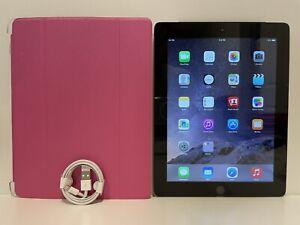Apple iPad 4th Gen. 32GB, Wi-Fi + Cellular (Verizon), 9.7in - Black - iOS 8.0.2