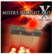 Misers Delight Pro X from Mark Mason Stage Magic Tricks Lights Appearing