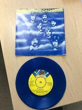 "ELO - Mr Blue Sky (Blue Vinyl) - Jet Records - 7"" Good  Condition"