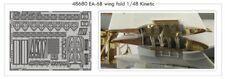 Eduard 1/48 EA-6B Prowler ala Pliegue # 48680