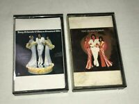 TONY ORLANDO & DAWN , PRIME TIME AND GREATEST HITS CASSETTE TAPES