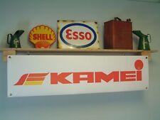 KAMEI Banner Workshop Garage retro style VW vehicle accessories Advertising