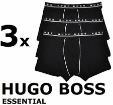 Unifarbene HUGO BOSS Herrenunterwäsche