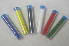6 tubes of tiny seed beads      (Y1)
