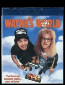 WAYNE'S WORLD :Region free Blu Ray