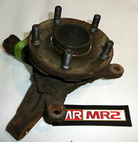 Toyota MR2 MK2 Rev2 N/A None ABS Type Front Drivers Side Hub - Right Side