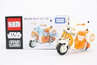 Takara Tomy Tomica Star Cars SC-02 Star Wars BB-8 Scooter Motorcycle Diecast