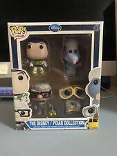 The Disney Pixar Collection D23 Expo 200 Piece Funko Pop Wall-e, Up, Buzz, Remy