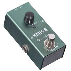 Guitar Effect Pedal Noise Gate DC 9V Single Mini Phaser for Electric Guitars