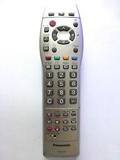 Sintonizzatore TV al Plasma Panasonic Scatola Remote Tnqe 286 per tupt 600E Batteria Tratteggio mancante