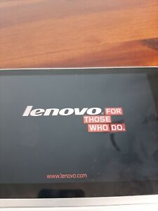 """Lenovo Yoga Tab 2 10.1"""" YT-1050L Wifi+4G 2/16GB Android tablet Silver in good"""