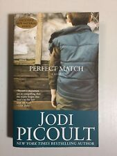 Perfect Match by Jodi Picoult (2003, Paperback), N.Y. Times Bestselling Author