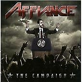 Affiance - Campaign (CD 2013) NEW/SEALED