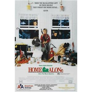 Home Alone poster 11x17