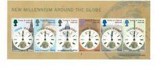 Turks and Caicos - 2000 - Millennium - Sheet of Six - Mnh