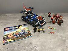 LEGO set 70322 Axl's Tower Carrier - Nexo Knights