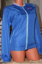 S100 O'NEILL ladies blue perforated jacket light coat size Small