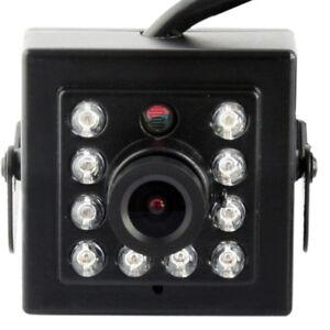 HD 1.3MP Camera Module 960P USB Webcam Low Light Night Vision Cams w/ 3.6mm Lens
