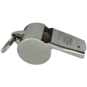 Heavy Weight Metal Whistle