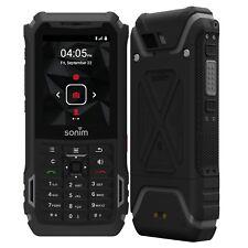 """BNIB 2.64"""" Sonim XP5s XP5800 Dual-SIM 16GB Black Factory Unlocked 4G/LTE SIMFree"""