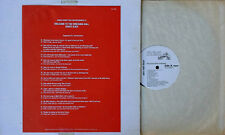 GRACE SLICK - WELCOME TO THE WRECKING BALL - PROMO ONLY - RCA LP + GUIDE SCRIPT