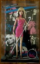 Barbie Collector Debbie Harry Doll Ladies of the '80s Pink Label - Excellent NIB