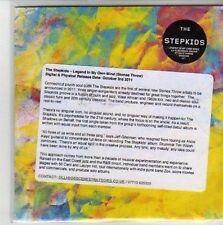 (CG906) The Stepkids, Legend In My Own Mind - 2011 DJ CD