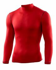PowerLayer Mens Boys Sport Compression Under Gear Base Layer Tops, Tees & Vests