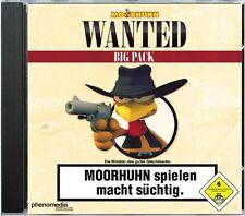 MOORHUHN WANTED ** Jagd im Wilden Westen! *** WinXP NEU