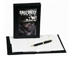 Call Of Duty Ghosts Leatherette forever notebook Phone address or Diary book.