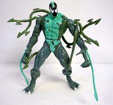 """SPIDER-MAN VENOM LASHER Vintage Marvel Toy Biz 6.5"""" Figure COMPLETE 1996"""