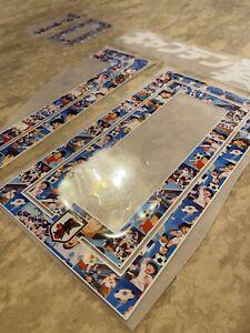 Captain Tsubasa Nr.10 Kickers Fussball Trikot Flock Jersey Manga 90er Japan NEU