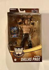 WWE Mattel Elite Legends Series 10 DDP Diamond Dallas Page Target Exclusive WCW